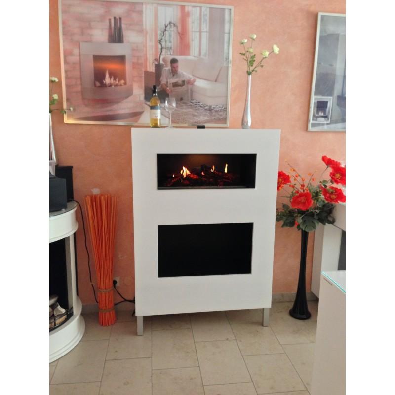 opti feuer v1 single effektfeuer elektrokamineinsatz. Black Bedroom Furniture Sets. Home Design Ideas