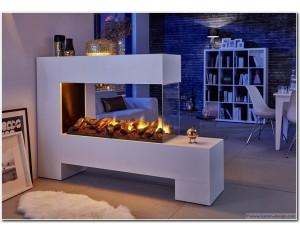 ASPECT 13 - L100 de Luxe - elektrischer Raumteilerkamin